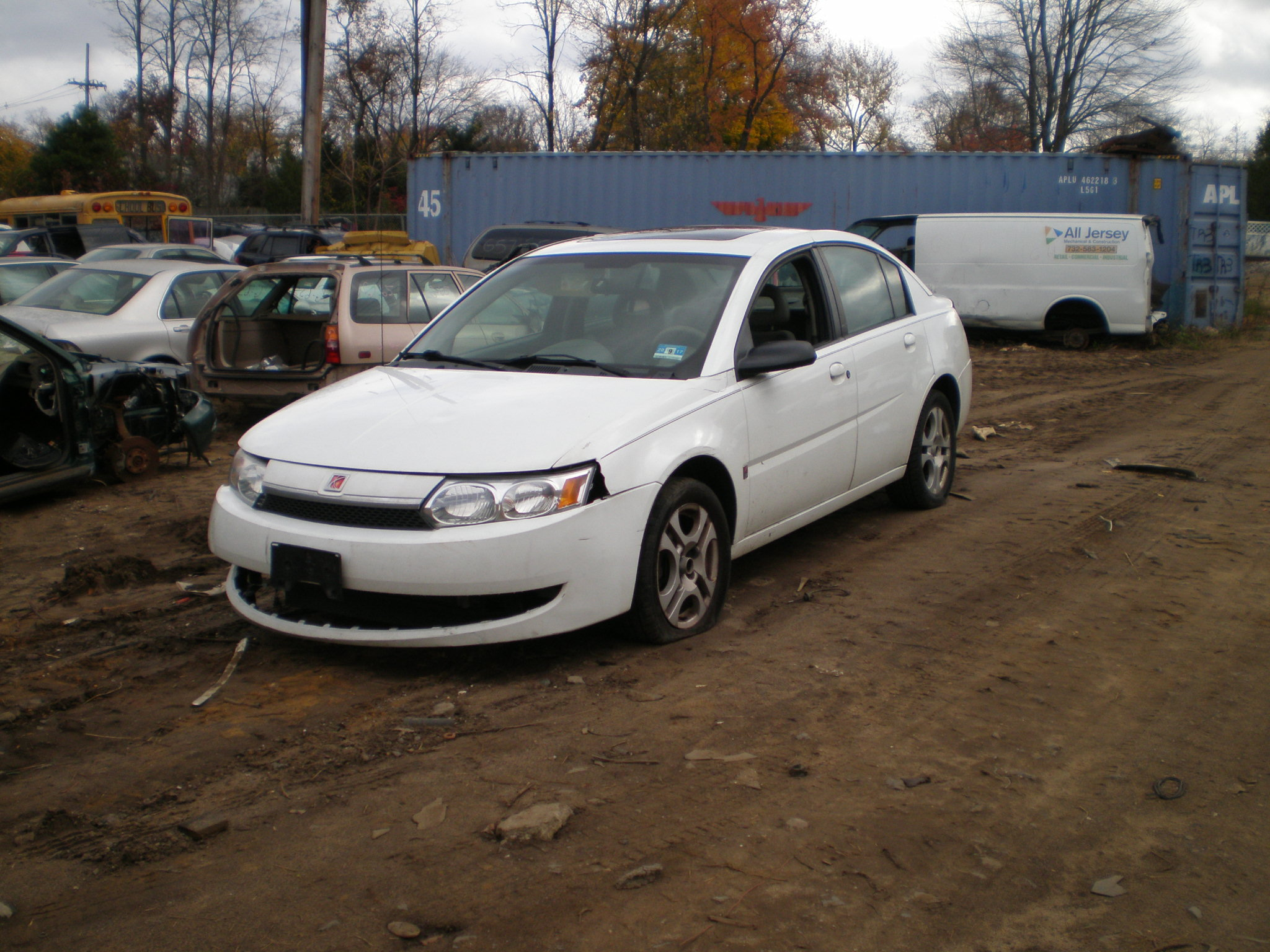 Saturn 2003 Ion 3 4dr 2wd Sedan H 58 Big A Junkyard Auto Sales New Ribbon Click To Enlarge Additional Hd Images